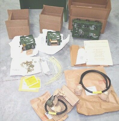 Vic 1 Intercom Kit Military *nib* Hmmwv Humvee M35A2 M35A3 Ccuv Rt524 Sincgars