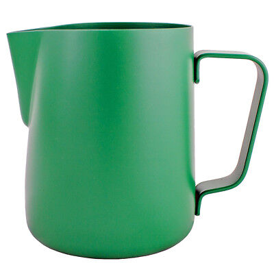 Rhinowares Stealth Milk Pitcher Green 950ml / 32oz