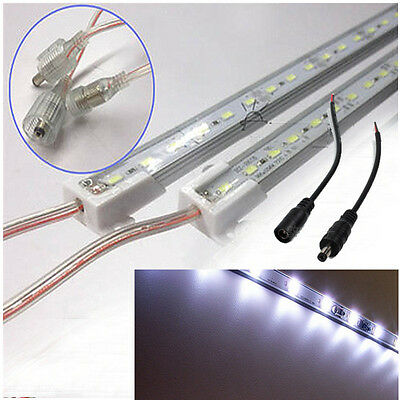 2x 20 Inch Cool White  Aluminum Ceiling Boat Marine Yacht Cabin LED Light Strip