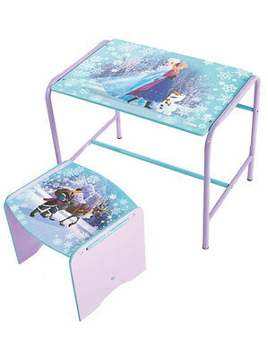 SET CAMERETTA Disney Frozen Doodle Desk and Stool