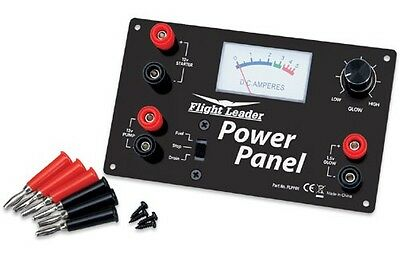 Flight Leader Power Panel - High Performance 12v Power Panel L-FLPP01