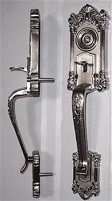 Rousso's Reproduction Estate Class French Door Handle Set