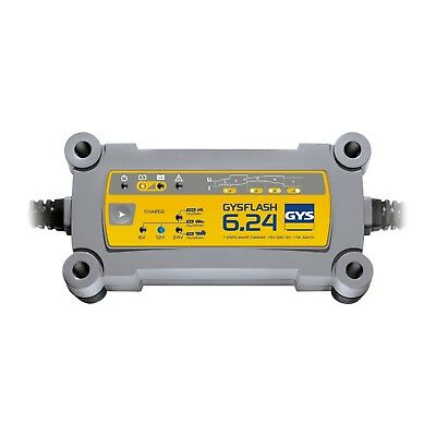 GYS GYSFLASH 6.24 Mainenance Battery Charger
