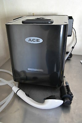 NEW ACE Portable Camping LPG Gas Powered Shower and Hot Water System with BAG