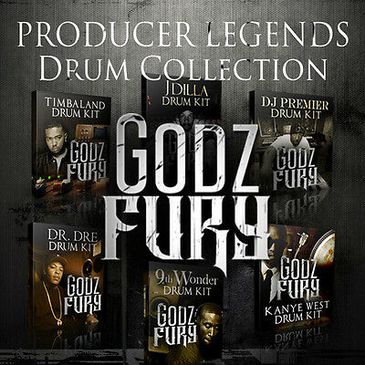 Producer Legends Hip Hop Drums Waves Gold Bundle Audio Celemony Melodyne MPC Kit