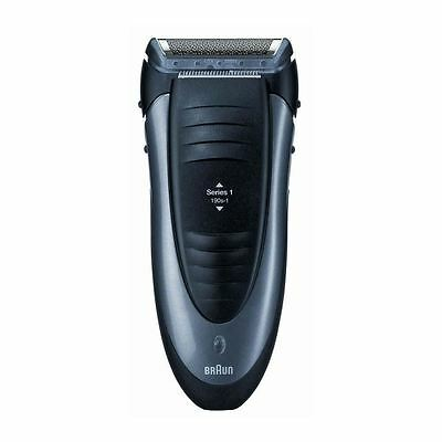 Braun 190S Series 1 Men's Cordless Electric Rechargeable Hair Shaver Trimmer New