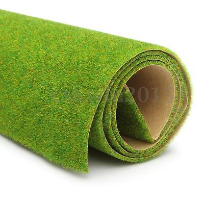 50x50cm Landscape Grass Mat Sand Table Model Adhesive Paper Scenery Layout Lawn