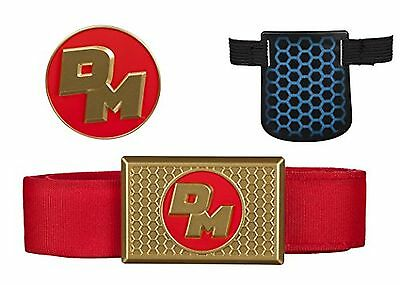 Danger Mouse 11188 Role Play Eyepatch/Belt and Various Badge