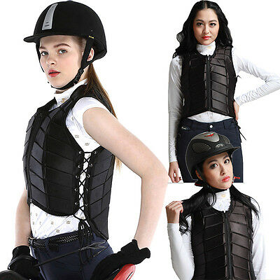 Equestrian Vest Horse Riding Body Protector Safety Equipment Protection Gear NEW