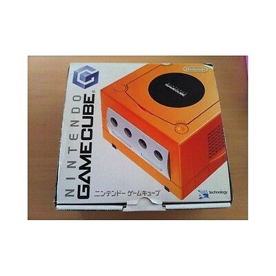 Console Gamecube Orange Japonaise - Occ