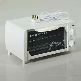 Uv Tool Cabinet Disinfection Sterilizer Beauty Salon Nail Tattoo Hairdressing