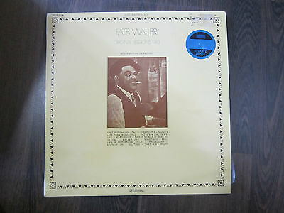 Fats Waller : Original Sessions 1943 - Vinyl Lp