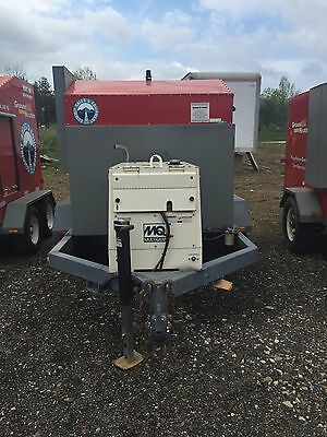 E3000 Ground Heater Unit