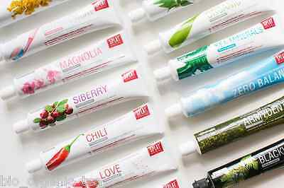 SPLAT Toothpaste Different Models Blackwood Organic Aromatherapy Medical Herbs