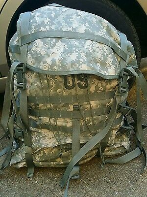 MOLLE II LARGE RUCKSACK FIELD PACK ACU Digital Camo GENUINE US Military Issue
