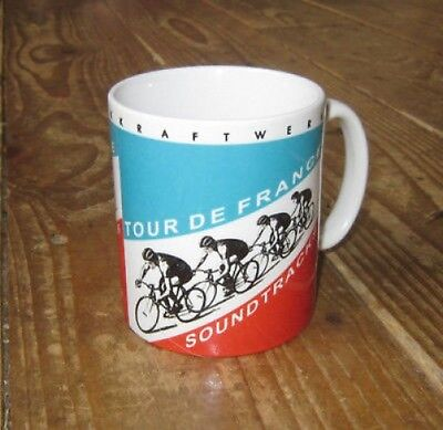 Kraftwerk Tour De France Advertising MUG