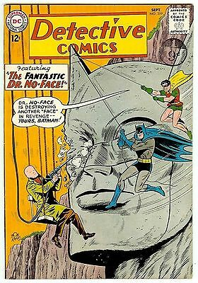 DETECTIVE COMICS #319 (1963 vf- 7.5) guide value in this grade: $63.00 (£41.00)