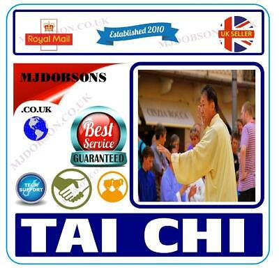 (MD156) Tai Chi Qigong for vitality and well being