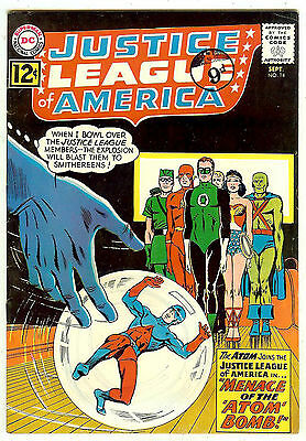 Justice League of America #14 (DC 1962 vf- 7.5) guide value: $181.00 (£134.00)