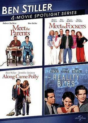 MEET THE PARENTS/MEET THE FOCKERS/ALONG CAME POLLY/REALITY BITES (DVD)Brand New