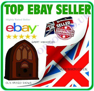 Paul Temple (The Adventures of)105 Old Time Radio Episodes IMMEDIATE DOWNLOAD