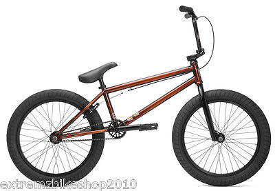 2017 Kink Launch - Complete Bmx Bike - Complete Bmx Bicycle - Root Beer