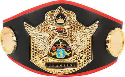 Wings of Victory Championship Title Belt Boxing MMA Wrestling Kickboxing