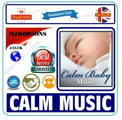 Baby Sleep ✅CD with Water Sounds calmer than White Noise✅(MD144)