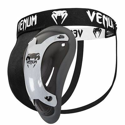 Venum Competitor Silver Series Groin Guard & Support
