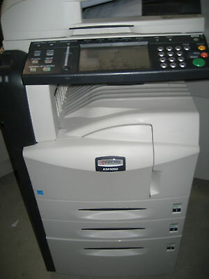 Kyocera Mita Km-2560 Bw A4/a3 Laser All In One Mfp (Copy/print/scan/fax) - Excel