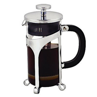 100% Genuine! AVANTI Cafe Press Glass Coffee Plunger 375ml / 3 Cup! RRP $29.95!