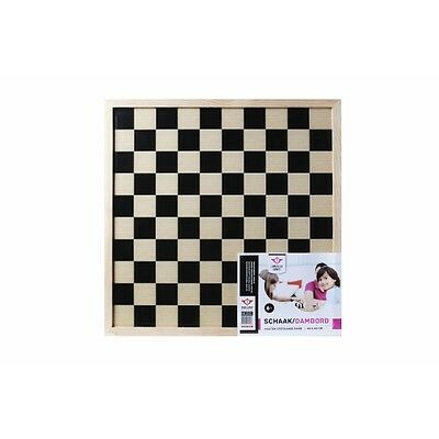 Draughts and Chessboard