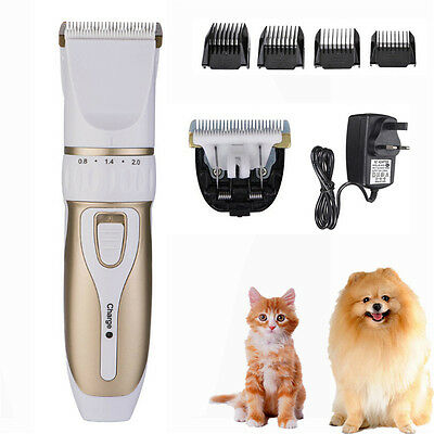 Animal Pet Grooming Clippers Shaver Kits Hair Trimmer Supplies Tools For Dog Cat