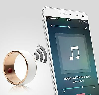 Jakcom R3F TimeR 2 Smart NFC Ring for Android and Windows Phones New UK  Seller