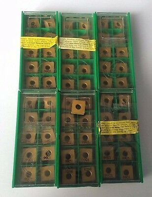Snga 120408 S Greenleaf Ceramic Inserts Snga-432T2A T1A 61 Pcs *offer* Free P&p