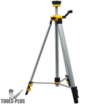 "DeWalt 1/4"" x 20 Thread Laser Tripod DW0881 New"