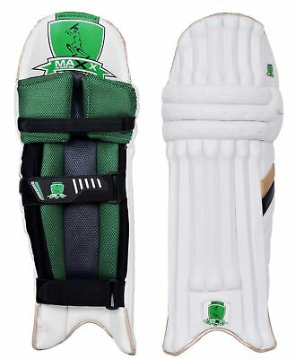 Maxx Pro 2016 ADULT Cricket Batting Pad & Gloves Mens  (RH & LH) Pads & Gloves