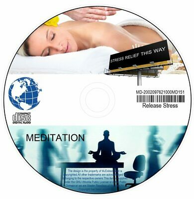 Anxiety Stress Relief Stop All This With This Guided Meditation Cd ✅