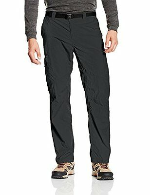 NEW Columbia Mens Silver Ridge Cargo Pant Grill 32 x 30 Inch FREE SHIPPING