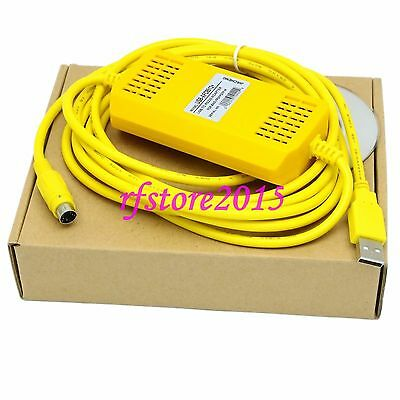 USB-AFC8513+ PLC Cable for NAIS FP0/FP2/FP-MUS Immunity Lightning