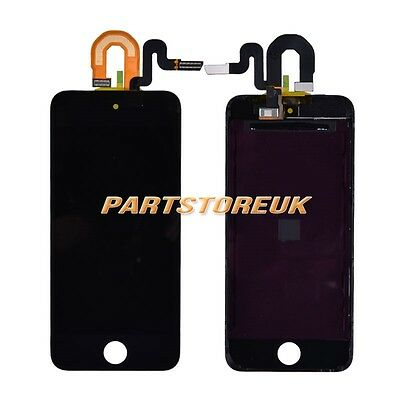 Black LCD Display Touch Screen Digitizer For iPod Touch 5th Gen A1509 A1421 UK