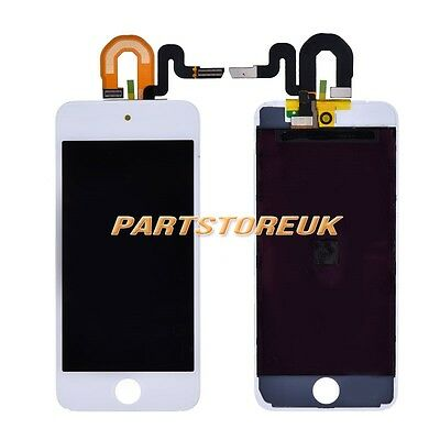 White LCD Display Touch Screen Digitizer For iPod Touch 5th Gen A1509 A1421 UK