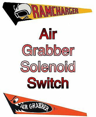 Mopar Air Grabber Solenoid Vacuum Switch, N96   * FREE SHIPPING *
