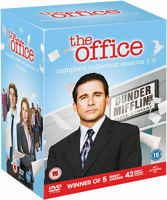 The Office: An American Workplace - Seasons 1-9 DVD [38 Discs] NEW & SEALED