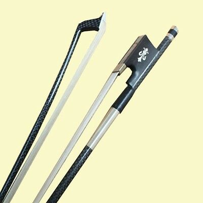 Promotion !!! 4/4 Carbon Fiber Violin Bow For 4/4 Violin Or Electric Violin