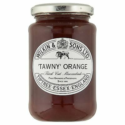 Wilkin & Sons Ltd Tiptree Tawny Orange Thick Cut Marmalade 454g