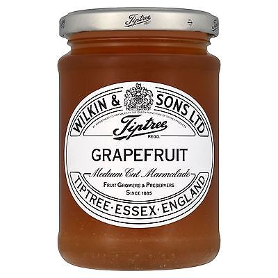 Wilkin & Sons Ltd Tiptree Grapefruit Marmalade Medium Cut Peel 340g