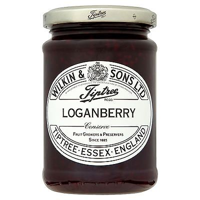 Wilkin & Sons Ltd Tiptree Loganberry Extra Jam 340g