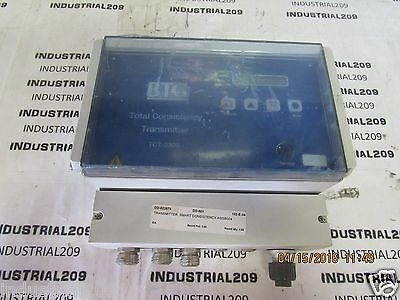 Btg Total Consistency Transmitter Tct-2300 Used