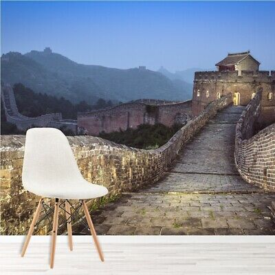 The Great Wall Of China Twilight Wall Mural Wallpaper WS-42444